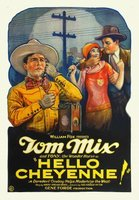Hello Cheyenne movie poster (1928) picture MOV_7528cf0c