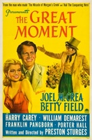 The Great Moment movie poster (1944) picture MOV_7531e3d0