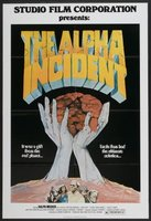 The Alpha Incident movie poster (1978) picture MOV_75330008