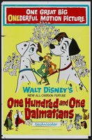 One Hundred and One Dalmatians movie poster (1961) picture MOV_753b4bd9