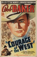 Courage of the West movie poster (1937) picture MOV_753be703