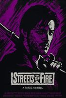 Streets of Fire movie poster (1984) picture MOV_753f4ac5