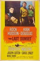 The Last Sunset movie poster (1961) picture MOV_754889ed