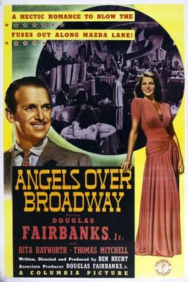 Angels Over Broadway movie poster (1940) poster MOV_7551ca2b