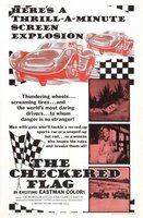 The Checkered Flag movie poster (1963) picture MOV_755226f9