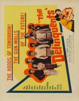 The Delinquents movie poster (1957) picture MOV_7553ac38