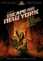 Escape From New York movie poster (1981) picture MOV_75581ede