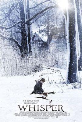 Whisper movie poster (2007) poster MOV_755cdc54