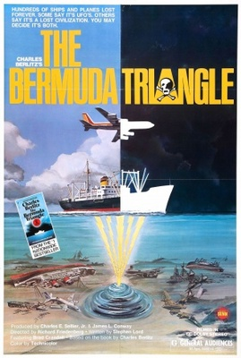 The Bermuda Triangle movie poster (1979) poster MOV_75643417