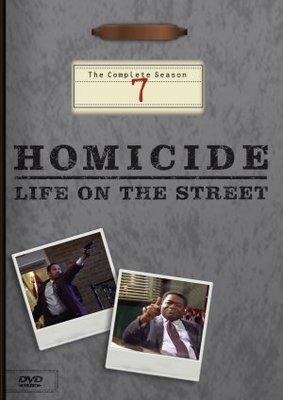 Homicide: Life on the Street movie poster (1993) poster MOV_7565640c