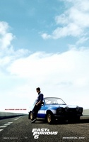 Fast & Furious 6 movie poster (2013) picture MOV_75685e47