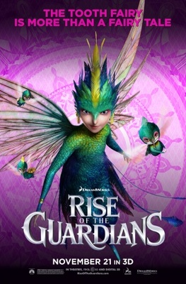 Rise of the Guardians movie poster (2012) poster MOV_756d0876