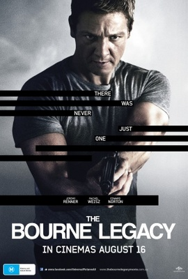 The Bourne Legacy movie poster (2012) poster MOV_756f1690