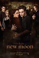 The Twilight Saga: New Moon movie poster (2009) picture MOV_7571afc4