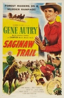 Saginaw Trail movie poster (1953) picture MOV_7574d550