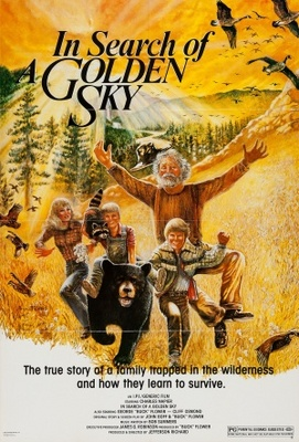 In Search of a Golden Sky movie poster (1984) poster MOV_7575e19c