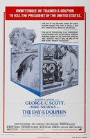 The Day of the Dolphin movie poster (1973) picture MOV_8eb60f04