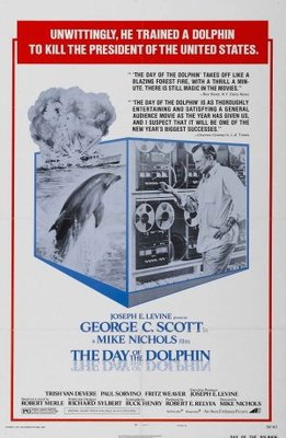The Day of the Dolphin movie poster (1973) poster MOV_7577cab7