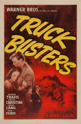 Truck Busters movie poster (1943) poster MOV_7579d54c