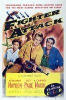Fighter Attack movie poster (1953) picture MOV_757c4581