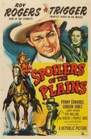 Spoilers of the Plains movie poster (1951) picture MOV_757e7304