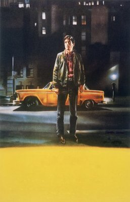 Taxi Driver movie poster (1976) poster MOV_7587af56