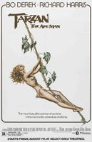 Tarzan, the Ape Man movie poster (1981) picture MOV_0cbd463a
