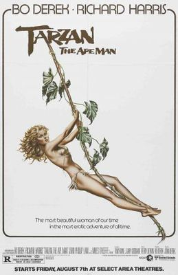 Tarzan, the Ape Man movie poster (1981) poster MOV_758bb224