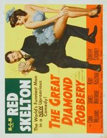 The Great Diamond Robbery movie poster (1954) picture MOV_758c1e87