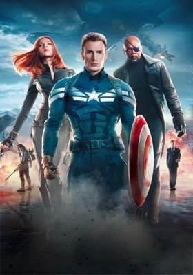 Captain America: The Winter Soldier movie poster (2014) poster MOV_758d5aa4