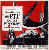 Pit and the Pendulum movie poster (1961) picture MOV_75901bfc
