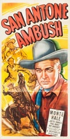 San Antone Ambush movie poster (1949) picture MOV_7593bfe2