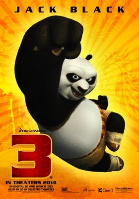 Kung Fu Panda 3 movie poster (2016) poster MOV_75a8fc9a