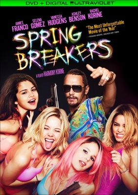 Spring Breakers movie poster (2013) poster MOV_75b22f0e