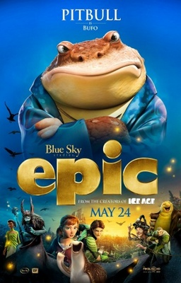 Epic movie poster (2013) poster MOV_75b239f0