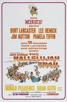The Hallelujah Trail movie poster (1965) picture MOV_75b245d8