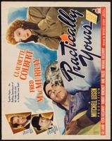 Practically Yours movie poster (1944) picture MOV_75b972cb