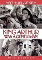 King Arthur Was a Gentleman movie poster (1942) picture MOV_75b9f654