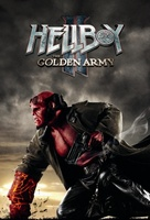 Hellboy II: The Golden Army movie poster (2008) picture MOV_75ba4234