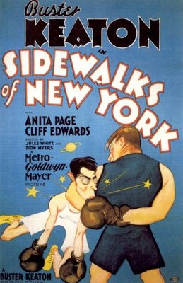 Sidewalks of New York movie poster (1931) poster MOV_75c23c28