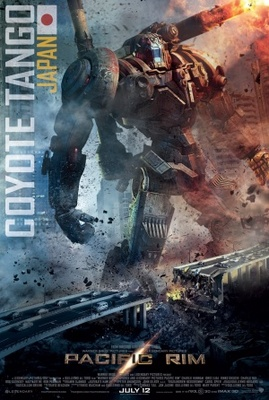 Pacific Rim movie poster (2013) poster MOV_75c2fcbc