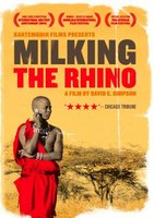 Milking the Rhino movie poster (2009) picture MOV_75c765b6