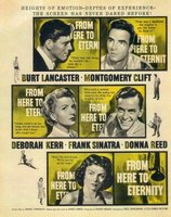 From Here to Eternity movie poster (1953) picture MOV_75cd8e96