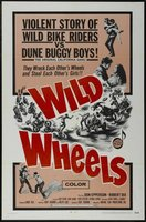 Wild Wheels movie poster (1969) picture MOV_75d618da