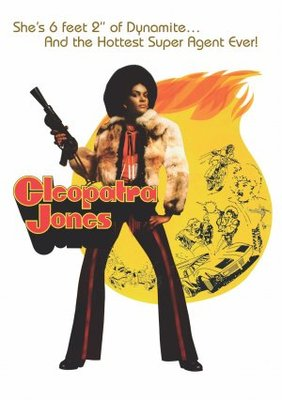 Cleopatra Jones movie poster (1973) poster MOV_75d975c7