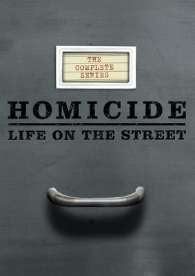 Homicide: Life on the Street movie poster (1993) poster MOV_75dd7205