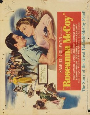 Roseanna McCoy movie poster (1949) poster MOV_75df8d9a