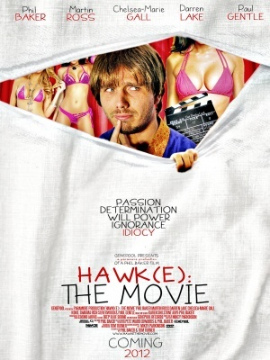 Hawk(e): The Movie movie poster (2012) poster MOV_75e26c1a