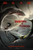 Sharktopus vs. Pteracuda movie poster (2014) picture MOV_75e9a96a