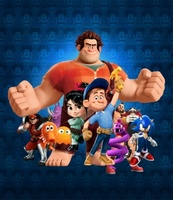 Wreck-It Ralph movie poster (2012) picture MOV_27fff750